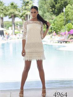Primavera/Verano 2015 Dream Dress, White Dress, Elegant, Dresses, Fashion, Spring Summer 2015, White Gowns, Classy, Vestidos