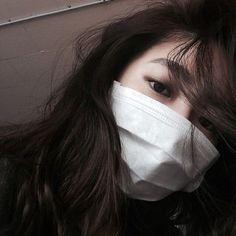 girl, ulzzang, and korean image Mode Ulzzang, Ulzzang Korean Girl, Cute Korean Girl, Asian Girl, Uzzlang Girl, Couple Ulzzang, Mode Grunge, Girl Korea, Mask Girl