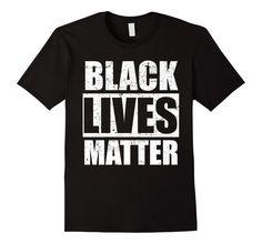 Women's Black Lives Matter T-Shirt