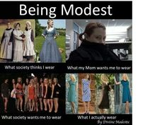 Modest its hottest