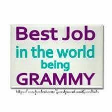 Love Being A Grammy! ♡