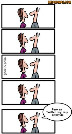 Fuera de Twitter #humor #chistes