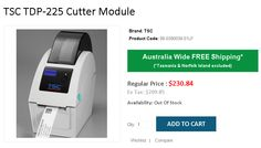Search results for: 'label printers tsc tdp 225 cutter' Norfolk Island, Hardware Software, Tasmania, Printers, Label, Coding, Australia, Free Shipping, Australia Beach