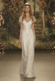 Jenny Packham available at Chic Parisien, a bridal boutique based in Coral Gables FL.