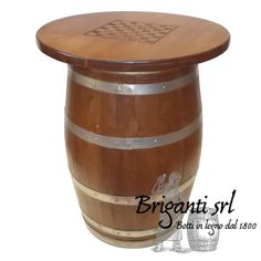 Briganti srl - Botti dal 1800 www.BrigantiSrl.it Tel.0547 310171 - Cesena Cel.335 6072656