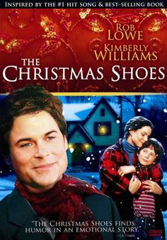 The Christmas Shoes - DVD | The inspirational movie inspired by the hit song from Newsong and best-selling book by Donna VanLiere | $7.92 at ChristianCinema.com