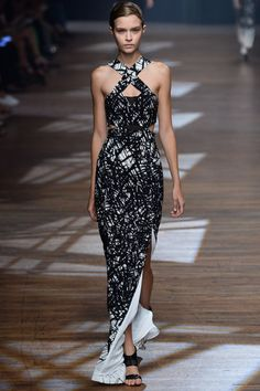 Azrouël Spring 2014 Ready-to-Wear Collection