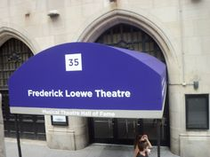 Frederick Loewe theatre