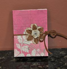 Creations By Christie: One Page Mini with Pockets
