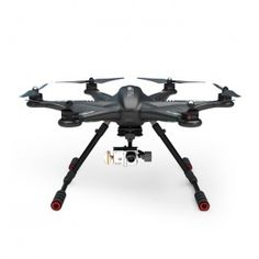 Walkera TALI H500 12-CH 2.4GHz Radio Control Hexacopter Set - Black