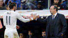 Gareth Bale unhappy at Rafa Benitez sacking by Real Madrid - http://footballersfanpage.co.uk/gareth-bale-unhappy-at-rafa-benitez-sacking-by-real-madrid/