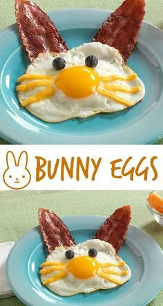 Bunny Eggs. See how to make them.