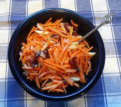 One Perfect Bite: Carrot Salad