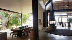 #andreagraff interior design bush lodge. Part of @marlanteak #weloveourtrade competition. Please like and share.