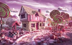 candy house - Google Search