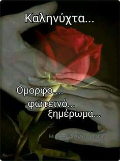 Καληνυχτα... Όμορφο... φωτεινό... εημερωμα - Good night... Beautiful ... bright ... daylight Greek Language, Good Morning Good Night, Letters, Beautiful Birds, Beautiful Pictures, Anastasia, Google, Frame, Courtyards