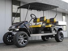4 Wheels Motorcycle, Custom Golf Carts, Cargo Bike, Attitude, Trucks, Cars, Projects, Beautiful, Log Projects