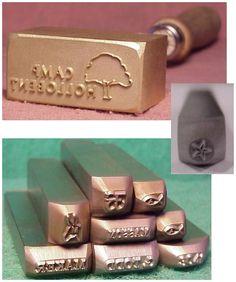 Buckeye Engraving - hand stamps