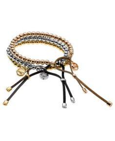 Michael Kors Bracelets.