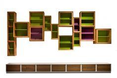 Zero wall unit. design by MAAM