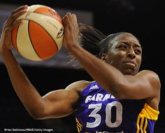 WNBA: Ogwumike Shines in LA Sparks Win Over Washington Mystics