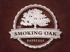 Smoking Oak Logo by Suzie Jurado