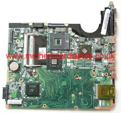 Replacement for HP 578378-001 Laptop Motherboard