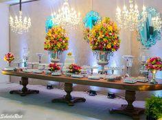 Mesa de doces - Bella Festa