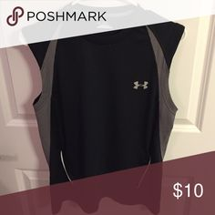 Under Armour Heat Gear Small sleeveless Under Armour Shirts Tees - Short Sleeve