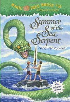 Magic Tree House #31: Summer of the Sea Serpent (A Stepping Stone Book(TM)) by Mary Pope Osborne http://www.amazon.com/dp/0375864911/ref=cm_sw_r_pi_dp_IoMqvb1DNS9FA