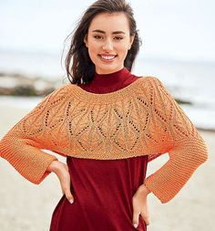 Size: You will need: 350 g orange yarn cotton,, viscose; 158 g); Needless Circular needless The Sweater Knitting Patterns, Crochet Patterns, Saintpaulia, Thing 1, The Row, Bell Sleeve Top, Turtle Neck, Pullover, Stitch