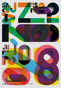 Designspiration — Typeverything.com @typeverything -  Poster for... - Typeverything
