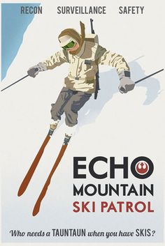 Star Wars Recon Surveillance Safety  Echo Mountain Ski Patrol Amazing Discounts Your #1 Source for Video Games, Consoles & Accessories! Multicitygames.com Click On Pins For More Info