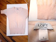 "ANN TAYLOR LOFT Size: Small NWOT light pink Pima Cotton v-neck sweater $16 - Find it by going to www.LoyalRoyaltyPro.com, click on the ""Miss Anthropy's Boutique"" link on the left sidebar and click on one of the hyperlinks that say ""Miss Anthropy's Boutique"" to be taken to all of my eBay auctions including the one below! Don't forget to check out the other content on www.LoyalRoyaltyPro.com as well!"
