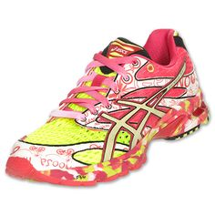 Asics Gel-Noosa TRI  Just bought these. Love.