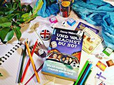 Danny Wallace denkt an seinem 30. Geburtstag 'Was ist aus meinen Schulfreunden geworden? #dannywallace #buch #lesen