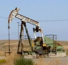Old Stuff from the O     Old Stuff from the Oil Fields - Pumping Jacks