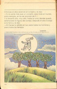 El conejo de la Luna, te acuerdas? libros de texto gratuitos 80's México