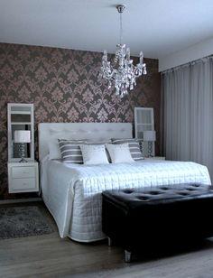 Maalaisromanttinen makuuhuone, Jenni Hynnä, 5460e5a1498ef46ec062d53f - Etuovi.com Sisustus