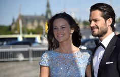 Dinner Ahead Of The Wedding Of Prince Carl Philip Of Sweden And Sofia Hellqvist