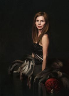 David Larned is an accomplished contemporary realist painter. David is available for commissioned portraits of men, women, children and animals. David, Portrait, Painting, Art, Art Background, Headshot Photography, Painting Art, Kunst, Portrait Paintings