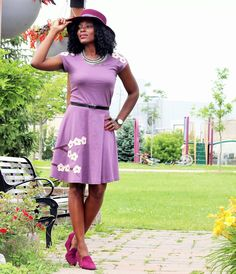 The Fashion Stir Fry: PURPLE LOVE | ASH AND ROSE