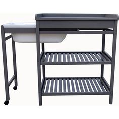 Basic baby Table à langer bébé et meuble de bain provence