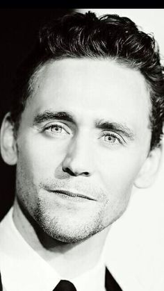 Tom Hiddleston. It is just the way he is.. his voice and the way he talks, he is intelligent, genuine and has so much passion...and he can act too..