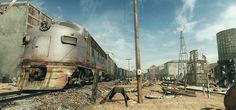 some old memories .. by Muhammad Asad | Transport | 3D | CGSociety