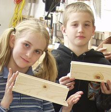 Simple And Easy Woodworking Projects For Kids Make Them Think