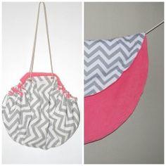 Moochi sun bag chevron grey Drawstring Backpack, Chevron, Backpacks, Sun, Grey, Bags, Ash, Handbags, Gray