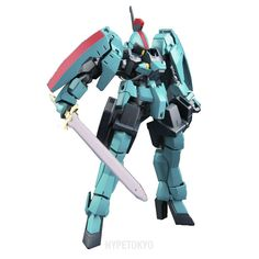 Mobile Suit Gundam Iron-Blooded Orphans HIGH GRADE : Graze Ritter [Carta's use]