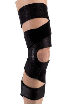 DONJOY TRU-PULL WRAPAROUND KNEE PATELLA SUPPORT - Designed to provide patella stability, it  relieves pain symptoms of patellofemoral dysfunction including patellar subluxation/dislocation, patellar malalignments  and patellar tendonitis.