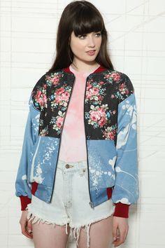 La veste mi saison parfaite : Le blouson aviateur pour femme   Blog mode femme Befashionlike